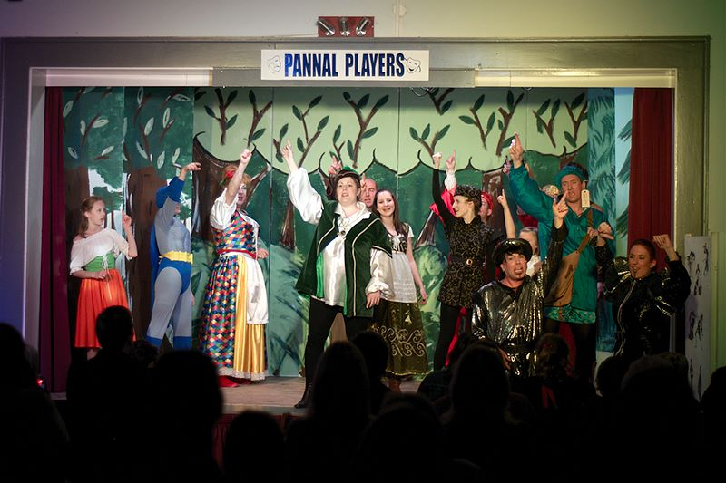 Pannal Players Robin Hood